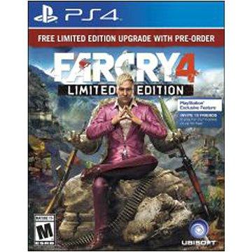 PS4 極地戰嚎 4 白金版
