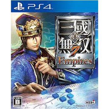 PS4 真三國無雙7 Empires (中文普)