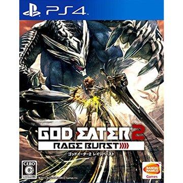 PS4 噬神者 2 狂怒解放(中文普)