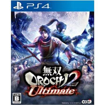 PS4 無雙OROCHI蛇魔2 Ultimate(中文普)
