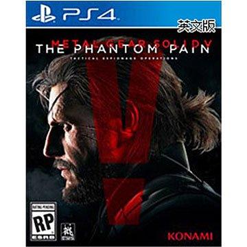 PS4 潛龍諜影 5:幻痛 (亞英)