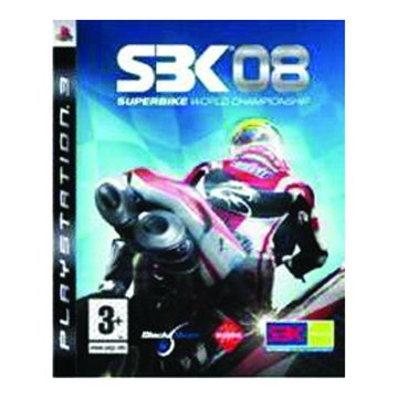 PS3 SBK超級摩托車錦標賽08