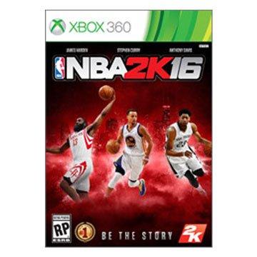 XBOX360 NBA 2K16(亞)