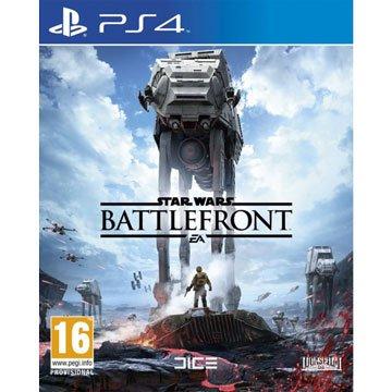 SONY 新力牌 PS4 星際大戰:戰場前線 中英文合版