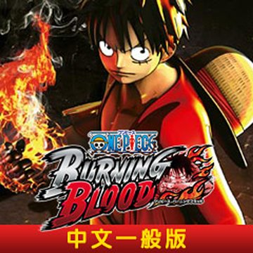 SONY 新力牌 PS4 航海王 Burning Blood 中文版