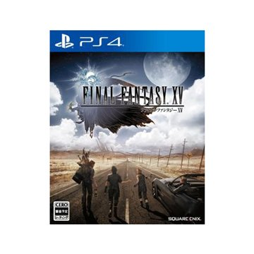 PS4 Final Fantasy XV 中文一般版 (含初回特典)