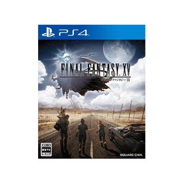 PS4 Final Fantasy XV 中文豪華版