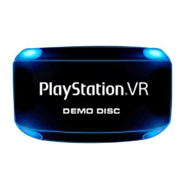 PS4 VR Demo Disc