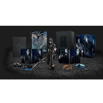 PS4 Final Fantasy XV中文終極典藏版