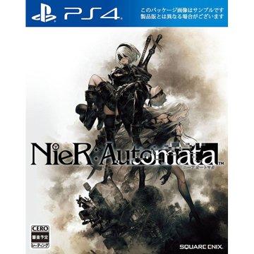 SONY 新力牌 PS4 尼爾:自動人形 英日文版(發售日期:2017-02-23)