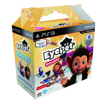 PS3 EyePet MOVE軟體 中文版