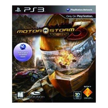 SONY 新力牌 PS3 摩托風暴3
