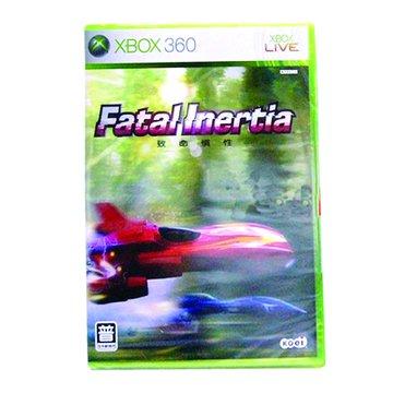 KOEI 台灣光榮 XBOX360 Fatal Inertia 致命慣性