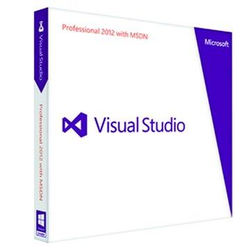 Visual Studio 2012英文專業版