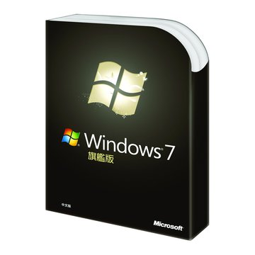Windows 7 Ult 旗艦64位元隨機版(中文)