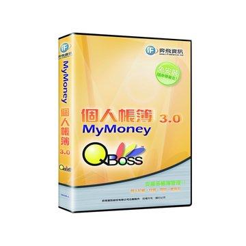 iF 奕飛資訊 MyMoney 個人帳簿 3.0