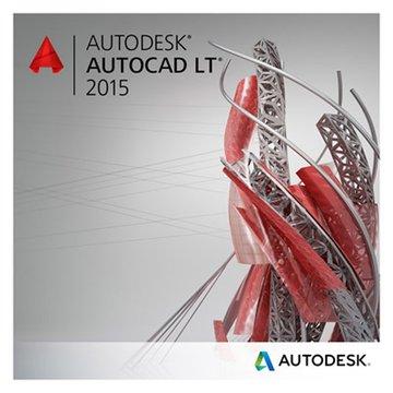 Autodesk AutoCAD LT 2015商用單機版(多國
