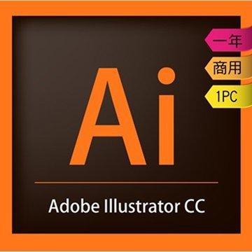 Adobe  Illustrator CC COM 12Months